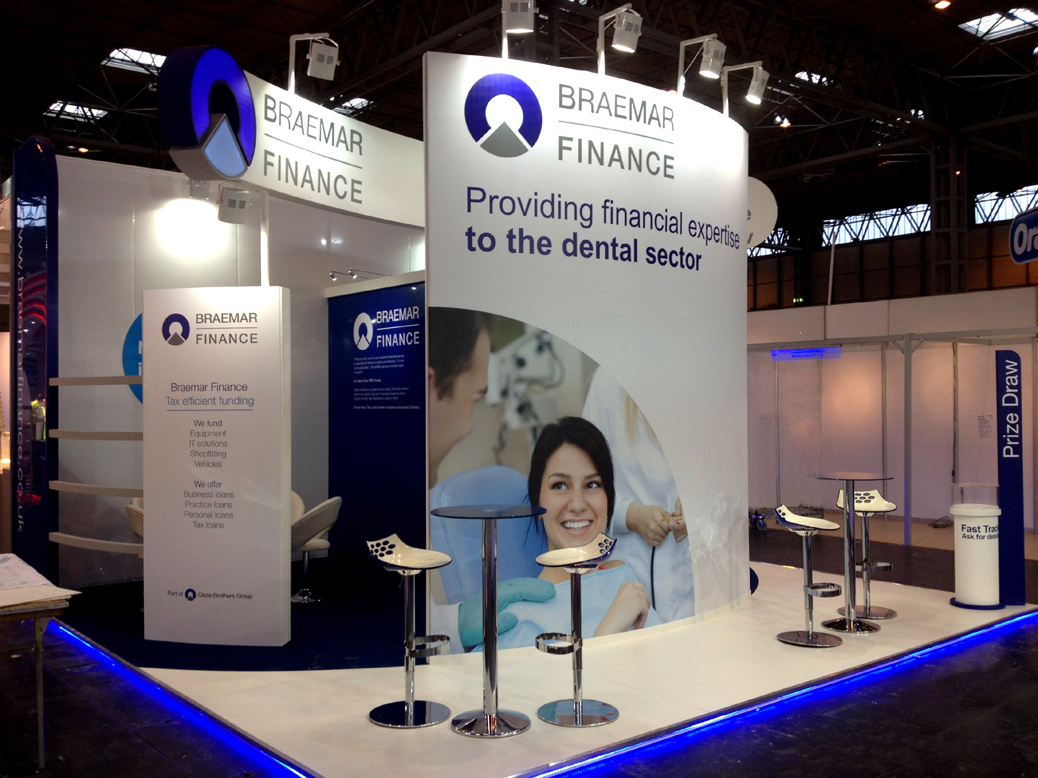 Ten top tips for great stand design